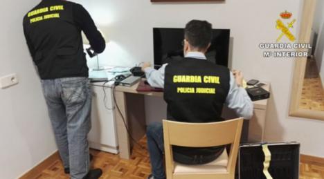 Cuatro personas detenidas por pornografía infantil, agresión y abusos sexuales a menores