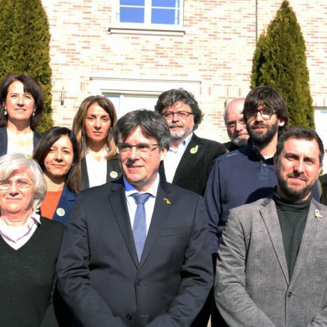 Puigdemont puede presentarse a las elecciones europeas