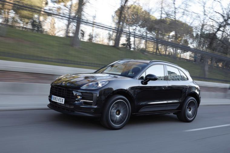 Porsche Macan Spirit una serie limitada que solo veremos en España y Portugal