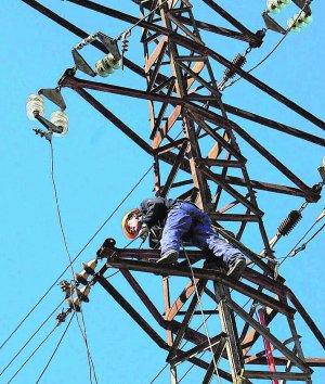 Un joven de 15 años electrocutado.