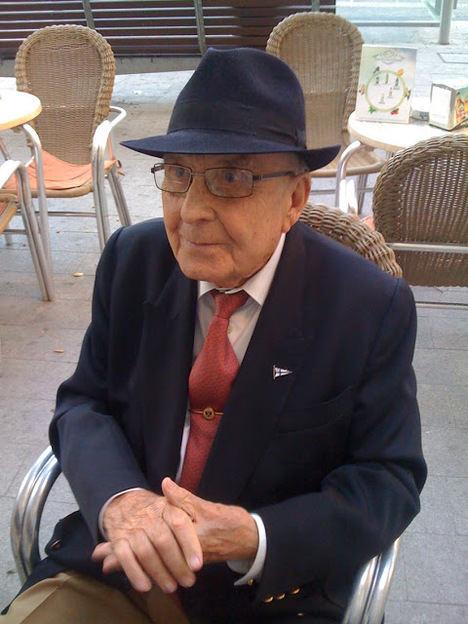 Isidro Vidal, el periodista de Monóvar