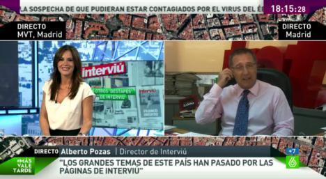 Alberto Pozas, imputado por el espionaje a Podemos y la fabricación de noticias falsas