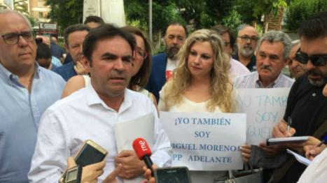 Rebelión de alcaldes populares contra el PP en Jaén