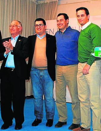 Mario Torregrosa: 'El PP de Albox miente, como iba yo a ofrecerle la alcaldía, si no era concejal y no tenía ni voz, ni voto'