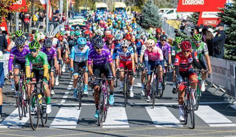 La Vuelta Ciclista a España sale este domingo desde Puerto Lumbreras por segunda vez en cuatro años