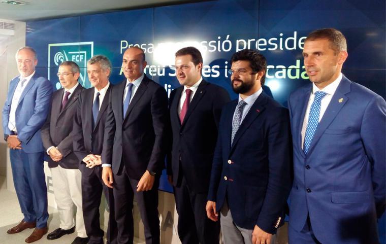 Andreu Subies, vicepresidente económico de la Federación Española de Fútbol , detenido