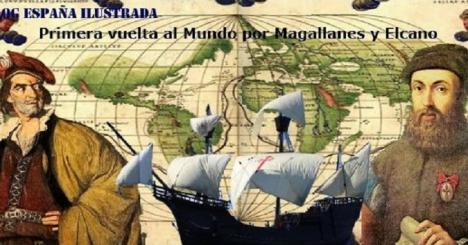 """Análisis del libro de Sergio Afonso Díaz Magallanes –Elcano, """"Primus cincundidiste me', por Pedro Cuesta Escudero"""