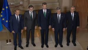 Rajoy, un niño con zapatos nuevos
