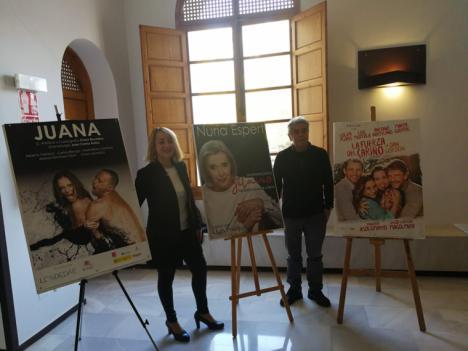 Miguel Poveda, El Consorcio, Abba Life TV, Los Vivancos, Els Jogalrs, Lolita o El Sevilla forman parte de la programación del Teatro Guerra para el primer semestre del año en Lorca