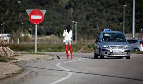 Andalucía a la cabeza en la trata de mujeres