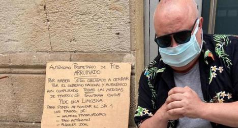 EL INCOLORO: ' Hosteleros arruinados', por Jerónimo Martínez