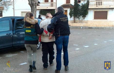 Detenido en Cuenca uno de los proxenetas más buscados de España
