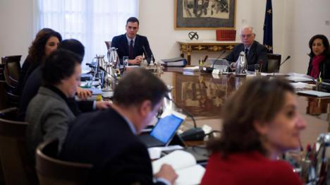 Nueva batería de decretos sociales a pesar de la oposición de PP y de Ciudadanos