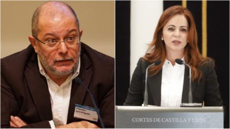 Tongo en la elección de Silvia Clemente