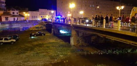 Dos jóvenes apuñalados en Málaga durante una pelea