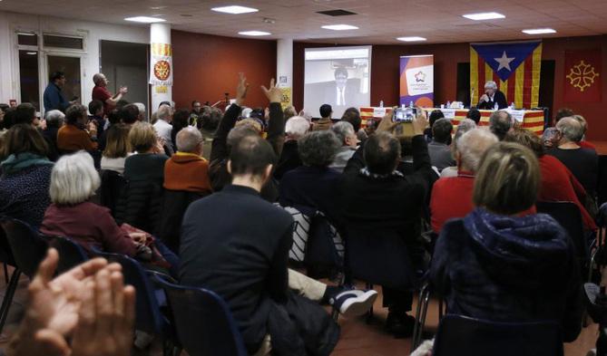 Objetivo: investir president a Puigdemont