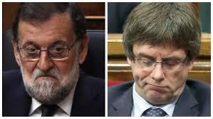 Puigdemont amenaza con votar la independencia de Cataluña en el Parlament