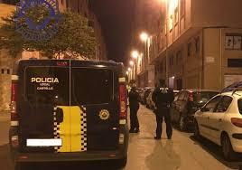 Detenido un hombre en Castellón por quebrantar la orden de alejamiento