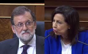 Rajoy se atrinchera y no da explicaciones sobre la corrupción de su partido.