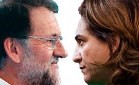 De la traición a la Constitución de Ada Colau a la incompetencia de Mariano Rajoy.