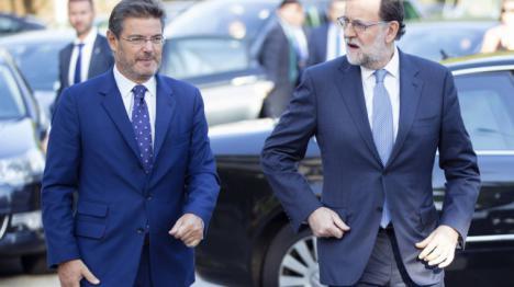 El ex ministro Catalá, otro que se suma a la larga lista que abandonan a Casado