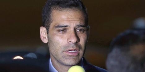 Rafael Márquez acusado de ser un testaferro de Raúl Flores, uno de los mayores narcotraficantes.