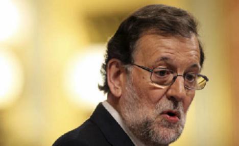 Mariano Rajoy habla de