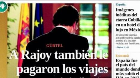 Rajoy, a examen por la Gurtel