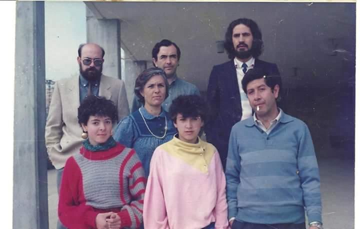 Ramón Molina, primer premio de poesía de la Academia Mariana de Lérida