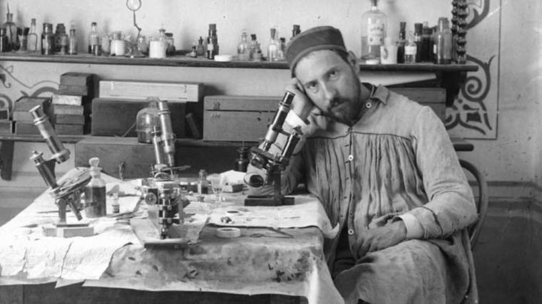 Ramón y Cajal, mucho más que un Nobel