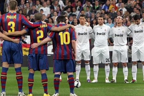 El Madrid toma el liderato.