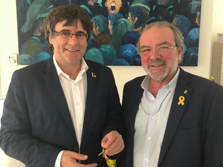 El presidente de la Diputación de Lérida ha sido detenido en una operación contra la corrupción