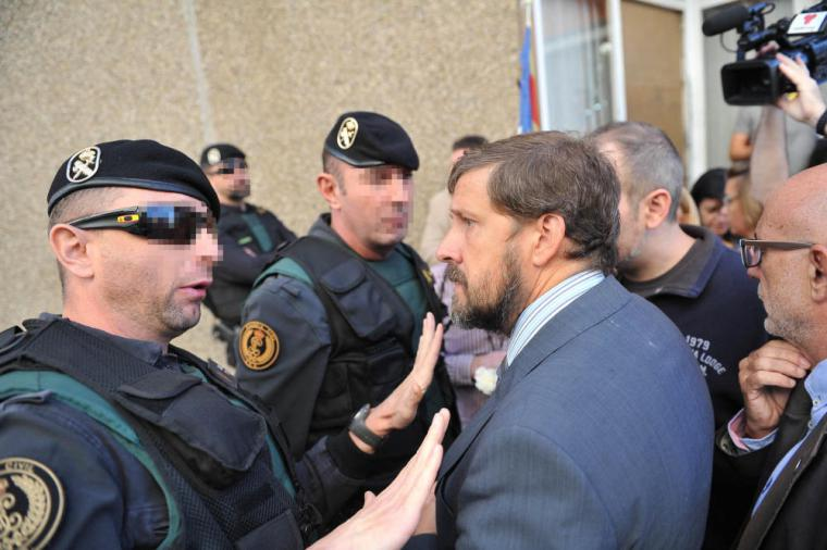 Un informe de la Guardia Civil apunta que Junqueras habría dado orden de  destruir pruebas