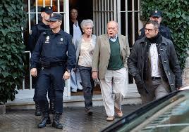 El Magistrado Juan Javier Pérez encarga al Servicio de Criminalística de la Guardia Civil el desencriptamiento del Pendrive encontrado a los Pujol.