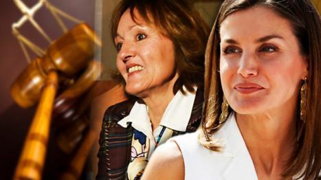 La tía republicana de Leticía quiere para 2019 una España sin Borbones'