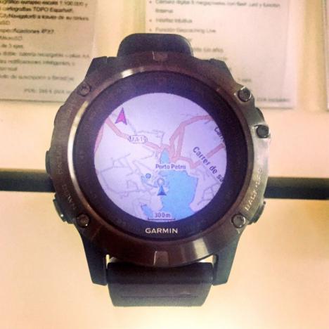 Garmin Fénix 5X, el reloj para no perderte