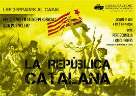 Última hora Cataluña se convertirá en la República Catalana el próximo lunes.
