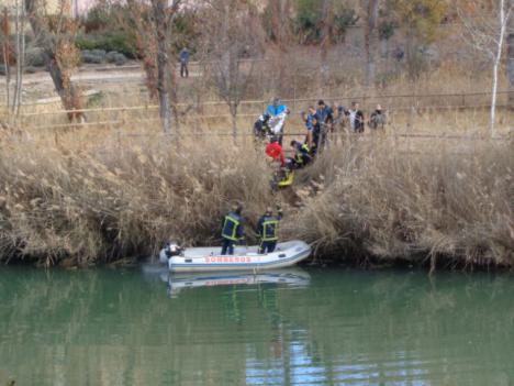 Rescatan en el rio Duero el cadáver de un vecino de Aranda de 63 años