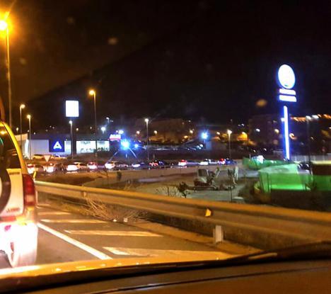 IU denuncia el peligro circulatorio generado por la apertura de Burger King en Lorca y plantea soluciones para evitarlo