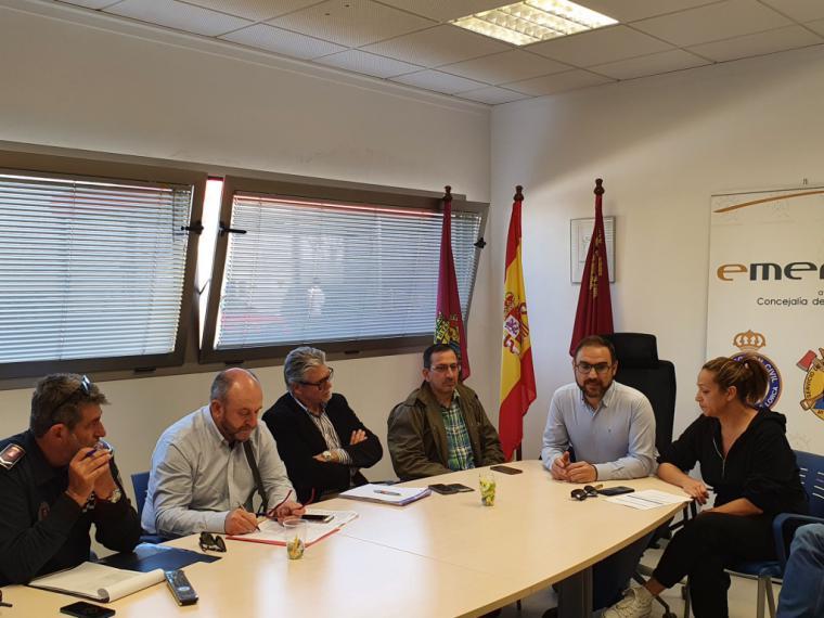 El Ayuntamiento de Lorca pone a disposición de las necesidades Estatales y Regionales los recursos municipales para paralizar el avance del Coronavirus