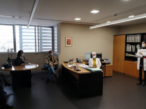 Salud Pública y Ayuntamiento de Lorca vacunarán este fin de semana a los profesionales que desempeñen su trabajo en clínicas sanitarias de los municipios del Área III