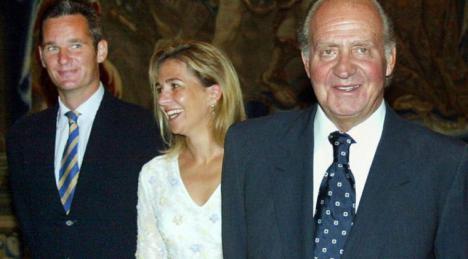 Los movimientos de Juan Carlos para que el Juez Castro no hiciera justicia