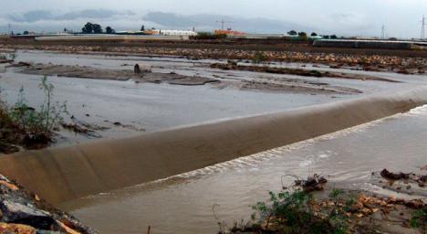La borrasca 'Gloria' dejará lluvia, que irá directamente al mar