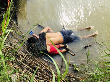 Drama migratorio en la frontera con EEUU, por obra y gracia de Trump