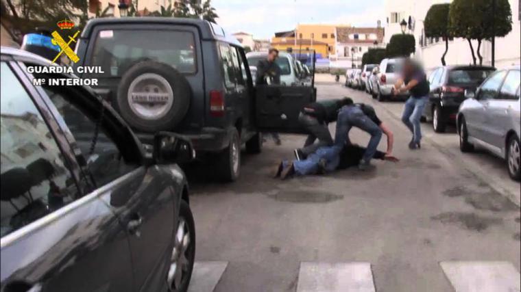 La peligrosa banda de ladrones de coches vuelve a actuar en Sevilla un mes después de su última fechoría