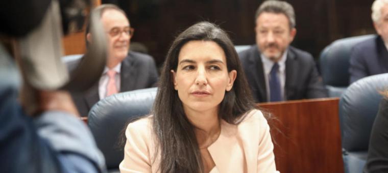 Monasterio dispuesta a mostrar el acuerdo entre Vox y PP en el que hablan de 'concejalías de gobierno'