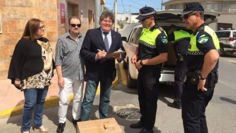 Rogelio Mena queda libre tras cumplir su inhabilitación de dos años y medio durante los que tuvo que dejar la alcaldía de Albox, que sus compañeros entregaron a un alcalde de Alianza Popular.