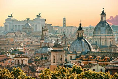 Cortes de agua en Roma