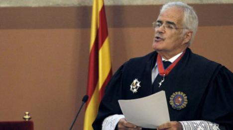 La maldición catalana: Muere el fiscal superior de Cataluña, José María Romero de Tejada