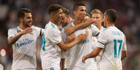 El Madrid se lleva su troféo, maravillando a todos con su juego